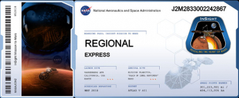 Mars InSight regionalexpress