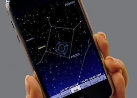 iPhone astronomy c