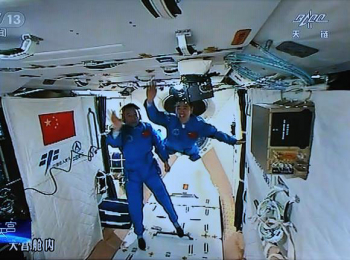 20161019 Chinese astronauts1 article main image
