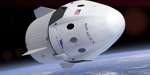 dragon spacex A