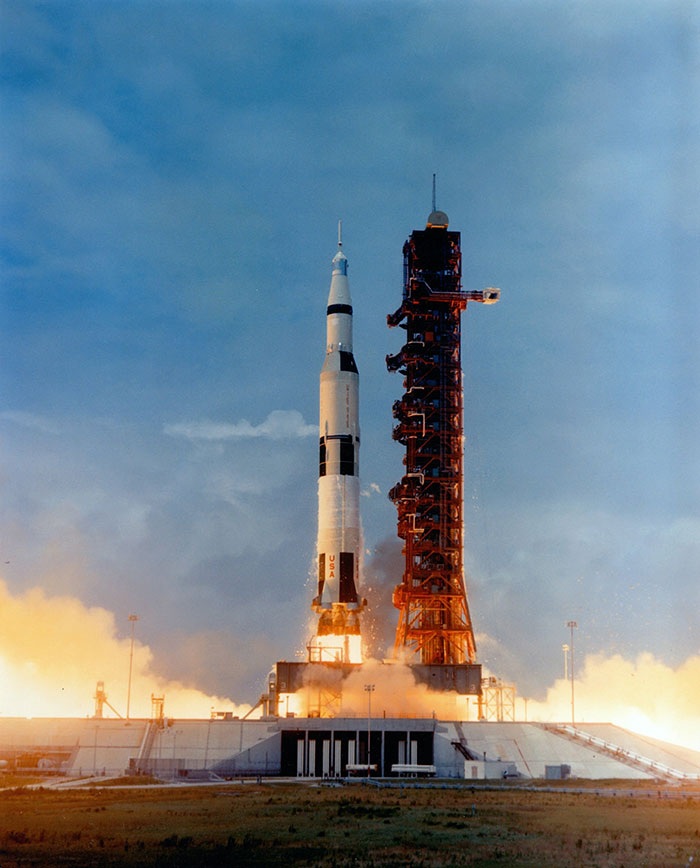 9 2 Launch of Apollo 10
