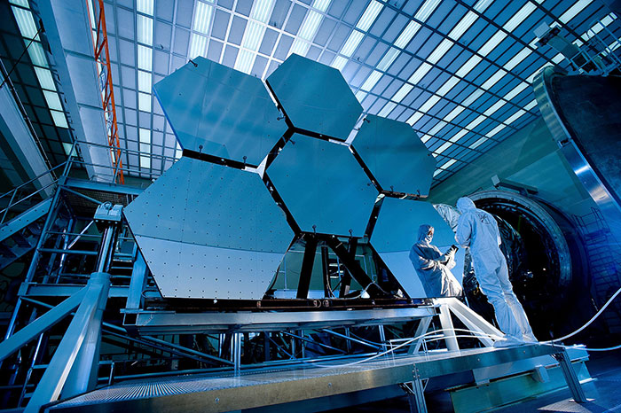 James Webb Space Telescope Mirror37