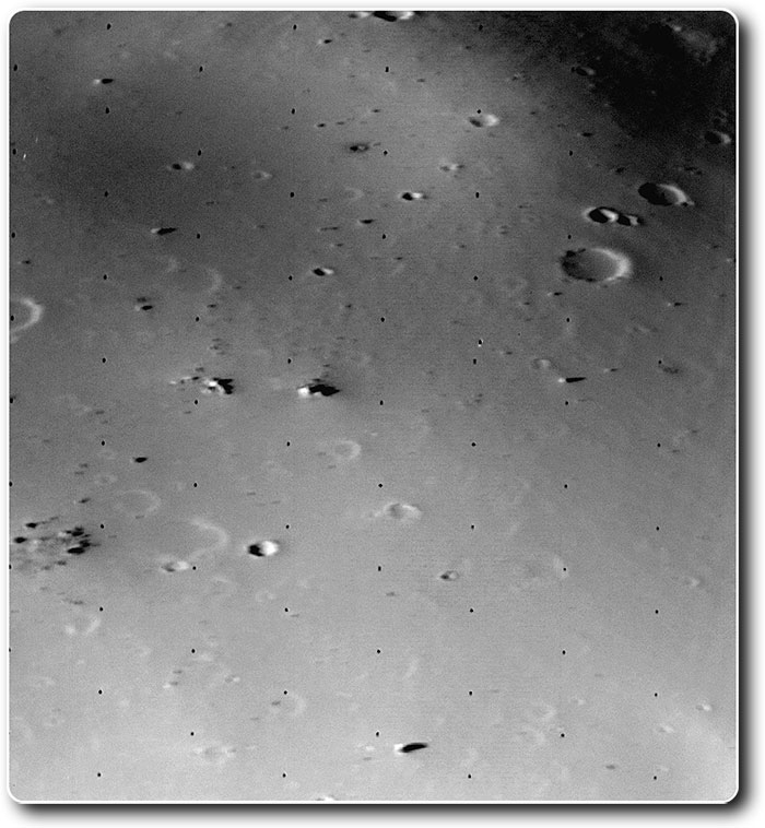 Deimos Surface