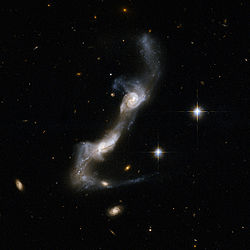 250px Hubble Interacting Galaxy UGC 8335 2008 04 24