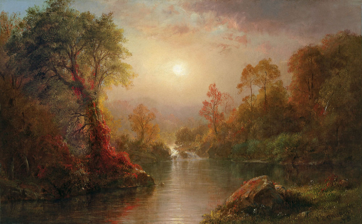Frederic Edwin Church - Autumn