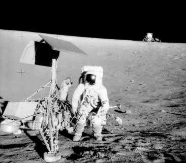 Surveyor 3 Apollo 12
