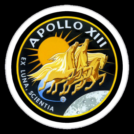 apollo13 logo misije