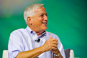 Walter Isaacson at TechCrunch Disrupt