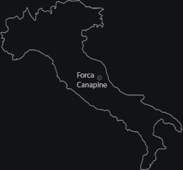 Forca-Canapine